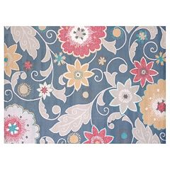 United Weavers Modern Textures Parasol Floral Rug
