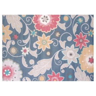 United Weavers Modern Textures Parasol Floral Rug