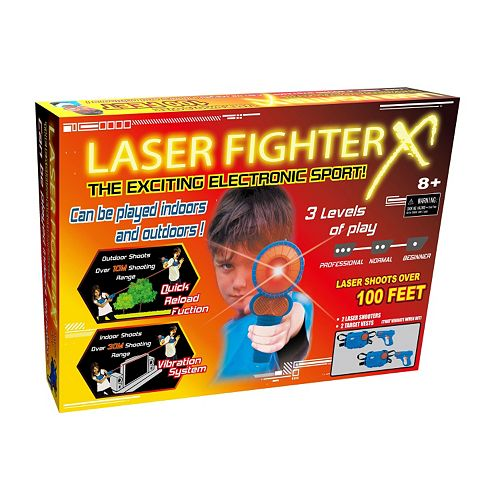 Golden Bright Laser Fighter X