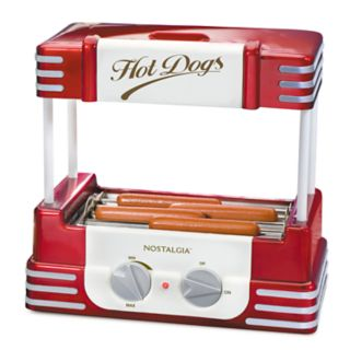 Nostalgia Electrics Retro Series Hot Dog Roller