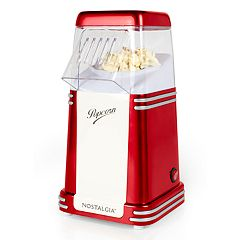 Nostalgia Electrics Retro Series 8-Cup Mini Hot Air Popcorn Popper