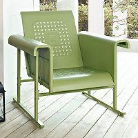 Crosley Outdoor Veranda Single Glider Chair