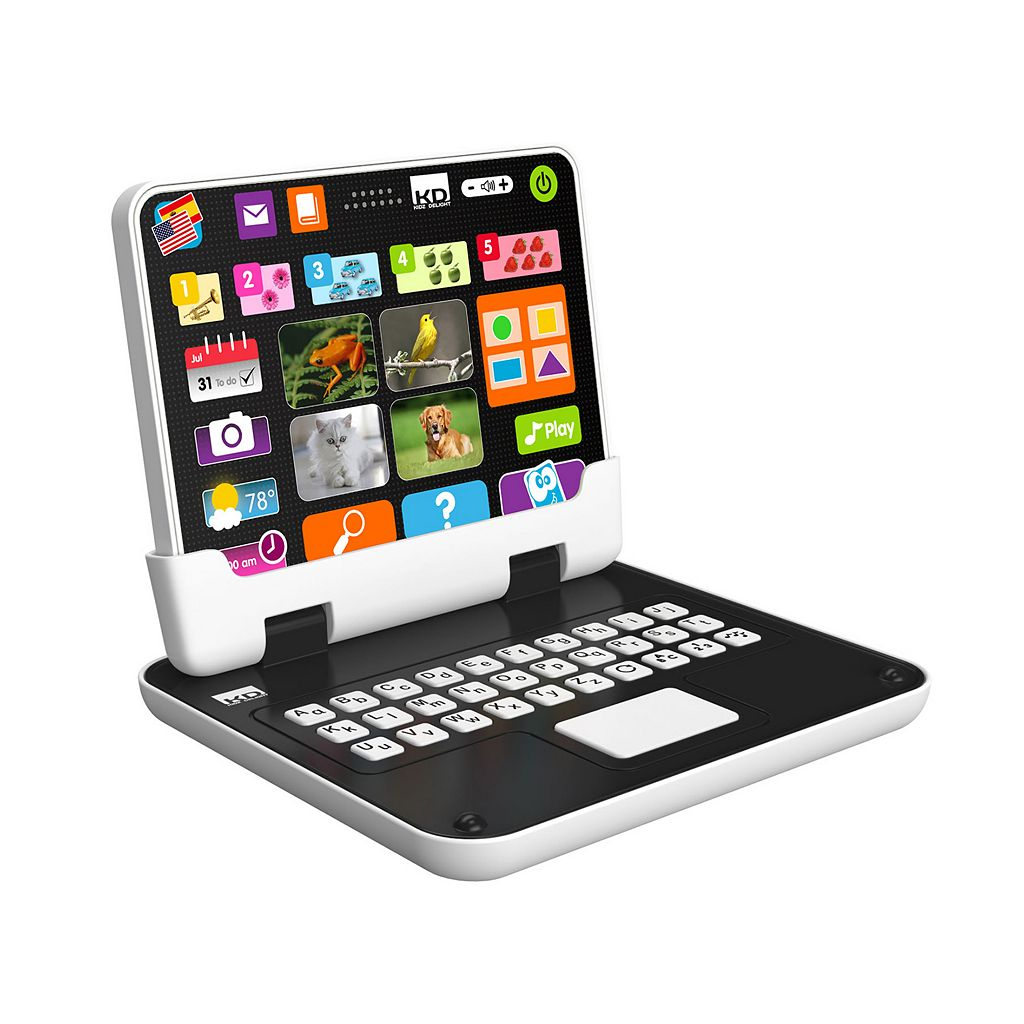 Kidz Delight Tech-Too My First 2-in-1 Tablet