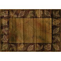 United Weavers Genesis Sephora Gold Runner Rug