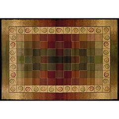 United Weavers Genesis Montage Lodge Scatter Rug