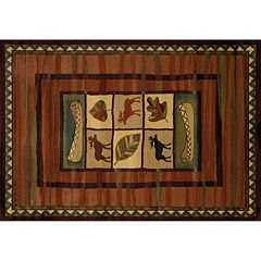 United Weavers Highland Falls Scatter Rug