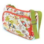 Olympia Quilted Crossbody Purse