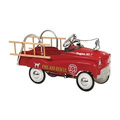 Pacific Cycle Fire Truck Pedal Car by
