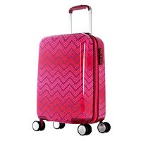 Olympia T-Line Gam Hardside Spinner Luggage