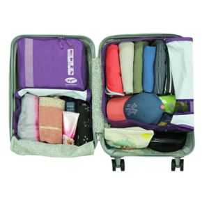 Olympia 3-piece Luggage Packing Pouch Set