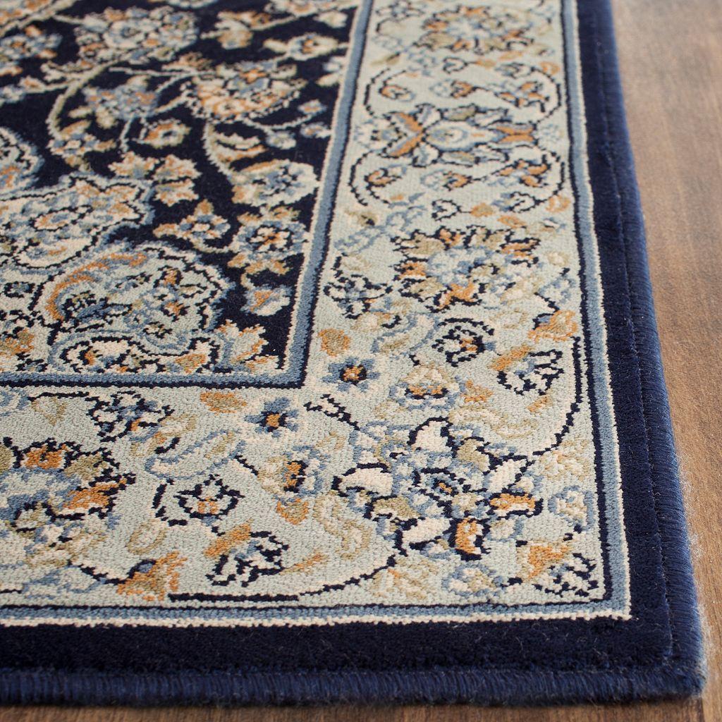 Safavieh Persian Garden Olivia Framed Floral Rug