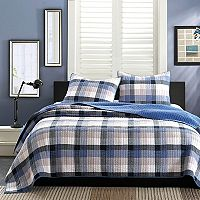 INK+IVY Maddox 3 pc Quilted Coverlet Set
