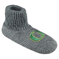 Men's Oregon Ducks Slipper Socks