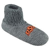 Men's Oklahoma State Cowboys Slipper Socks
