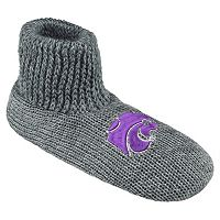 Men's Kansas State Wildcats Slipper Socks