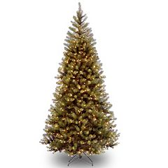 7.5-ft. Pre-Lit Aspen Spruce Artifical Christmas Tree