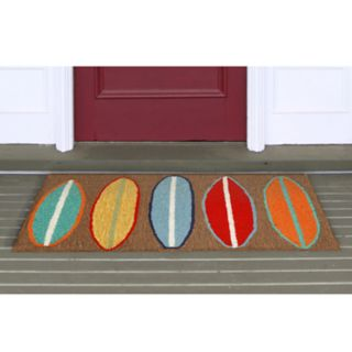 Liora Manne Frontporch Surfboards Indoor Outdoor Rug