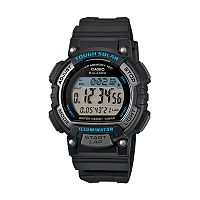 Casio Women's Tough Solar Digital Watch