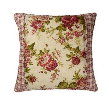 Waverly Norfolk 18-in. Decorative Pillow