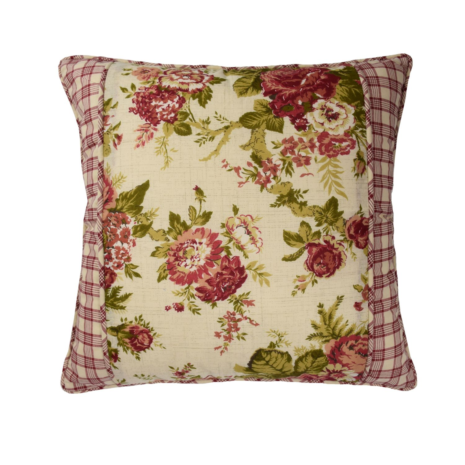 Waverly Norfolk 18 In. Decorative Pillow