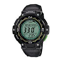 Casio Men's Twin Sensor Digital Watch - SGW100B-3A2CF