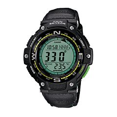 Casio Men's Twin Sensor Digital Watch - SGW100B-3A2CF