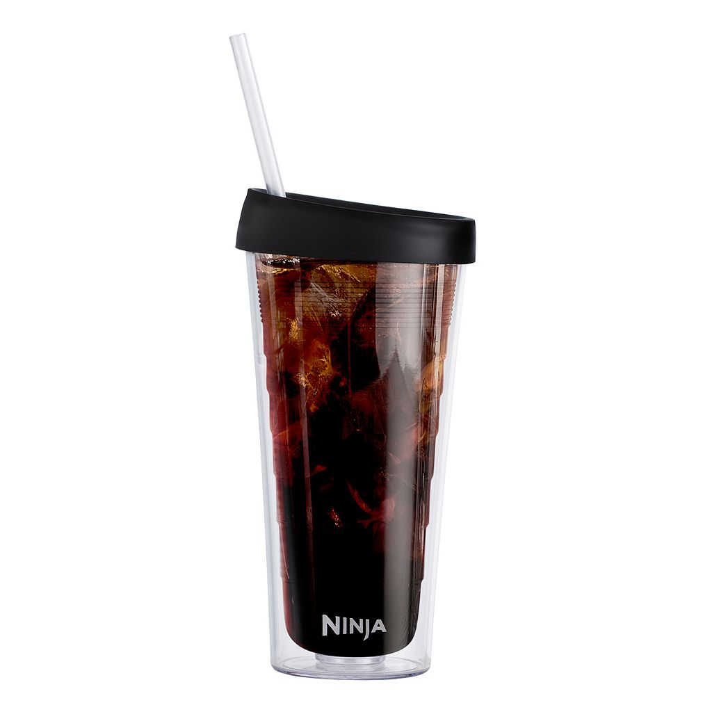 Ninja Coffee Bar Hot & Cold 18-oz. Insulated Tritan Tumbler