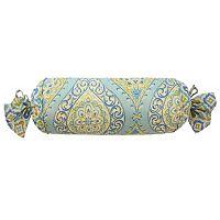 Waverly Moonlight Medallion Neckroll Decorative Pillow