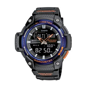 Casio Men's Twin Sensor Analog & Digital Watch