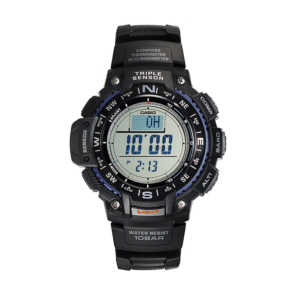 1c94f0a5180c Casio Men s Triple Sensor Digital Watch
