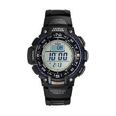 Casio Men's Triple Sensor Digital Watch