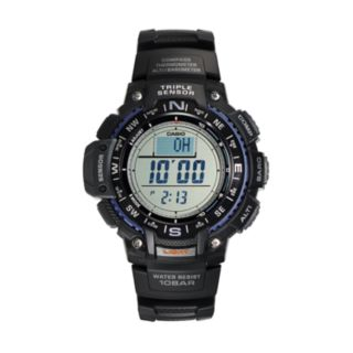 Casio Men's Triple Sensor Digital Watch