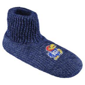 Men's Kansas Jayhawks Slipper Socks