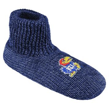 Men's Kansas Jayhawks Slipper Socks