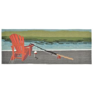 Trans Ocean Imports Liora Manne Frontporch Lakeside Indoor Outdoor Rug