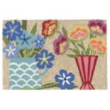 Liora Manne Frontporch Still Life Indoor Outdoor Rug