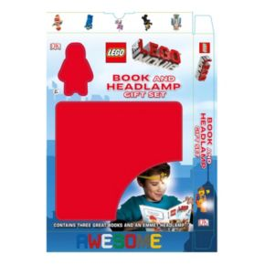 The Lego Movie Book & Headlamp Set by Levy