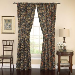 Waverly 2-pack Rhapsody Window Curtains