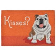 Liora Manne Frontporch Wet Kiss Indoor Outdoor Rug