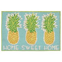 Trans Ocean Imports Liora Manne Frontporch Home Sweet Home Indoor Outdoor Rug