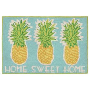 Liora Manne Frontporch Home Sweet Home Indoor Outdoor Rug