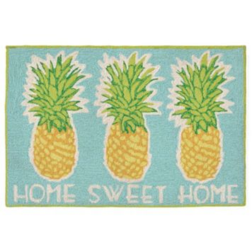 Liora Manne Frontporch Home Sweet Home Indoor Outdoor Rug