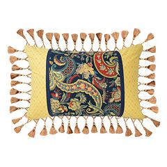 Waverly Rhapsody Reversible Oblong Decorative Pillow