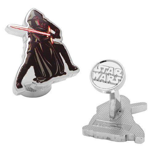 Star Wars: Episode VII The Force Awakens Kylo Ren Action Cuff Links