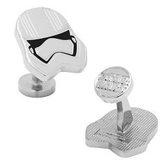 Star Wars: Episode VII The Force Awakens Captain Phasma Cuff Links