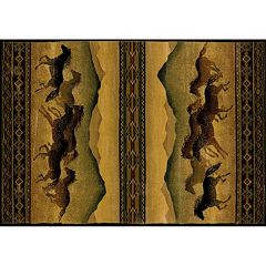 United Weavers Genesis Chestnut Mare Rug