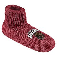 Men's Montana Grizzlies Slipper Socks