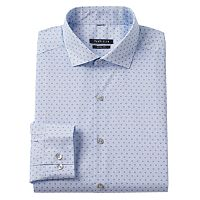 Men's Van Heusen Slim-Fit Patterned Dress Shirt