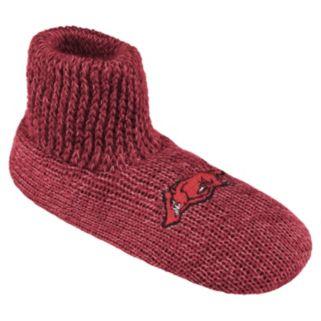 Men's Arkansas Razorbacks Slipper Socks
