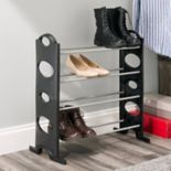 Sunbeam 12 Pair Shoe Rack
